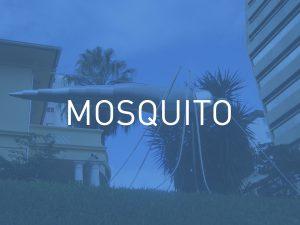 Escultura Mosquito